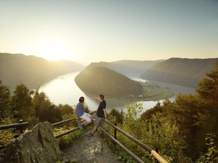 La ruta del Danubio en bici en pareja